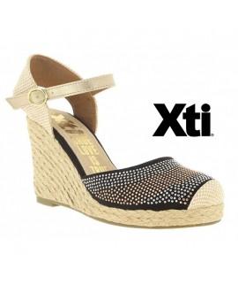 Sandales talons compensés - Xti - - Ref: 0620