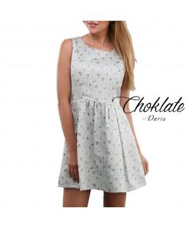 Robe CHOKLATE - Ref : 7486