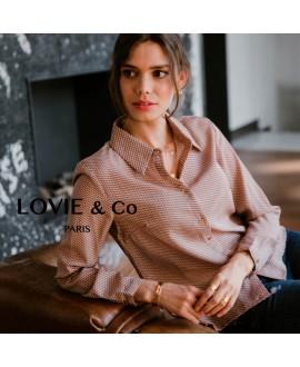 chemise - Lovie & Co - Ref : 7581