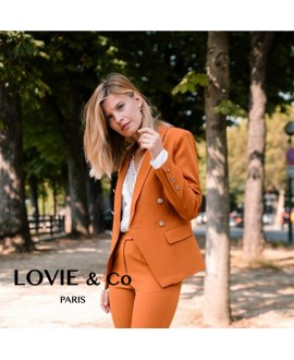 Blazer - LOVIE & CO - Ref : 7565