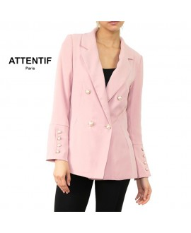 Veste tailleur - ATTENTIF - Ref : 7498