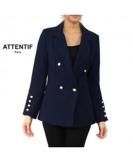 Veste tailleur - ATTENTIF - Ref : 7497
