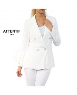 Veste tailleur - ATTENTIF - Ref : 7496