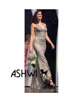 Robe longue - ASHWI - Ref : 7532