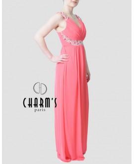 Robe longue - CHARM'S - Ref : 7526