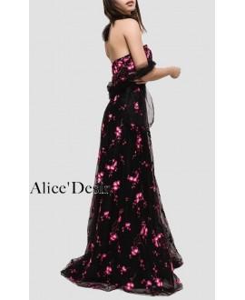 Robe bustier - ALICE DESIR - Ref : 7524