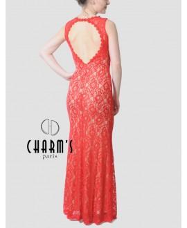 Robe longue - CHARM'S - Ref : 7523