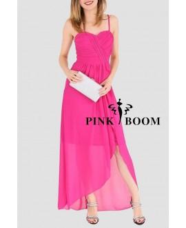 Robe longue PINK BOOM - Ref : 7409