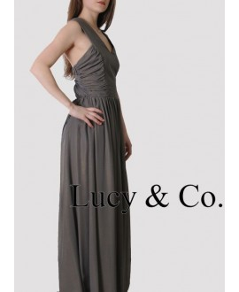 Robe longue - LUCY & CO - Ref : 7538