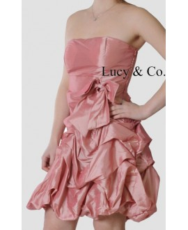 Robe bustier - LUCY - Ref : 7537