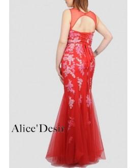 Robe longue Alice Désir - Ref : 7441
