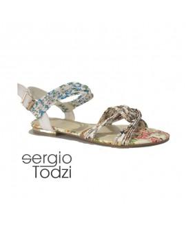 "Sandales ""liberty"" - SERGIO TODZI - Ref: 0157"