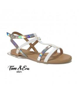 "Sandales ""TOM ET EVA "" - Ref: 0236"