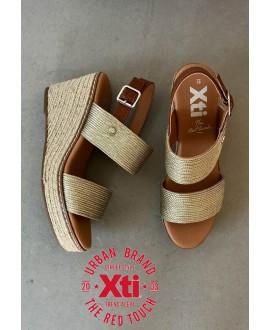 Sandales compensés - Xti - Ref : 1109