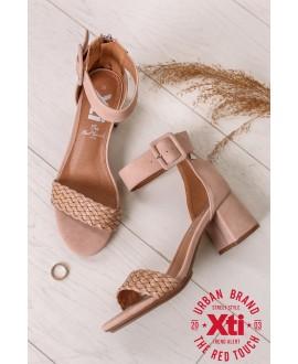 Sandales à talons - Xti - Ref : 1112