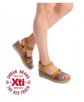 Sandales compensées - Xti - Ref : 1121
