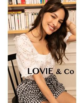 Top - Lovie & Co - Ref: 7635
