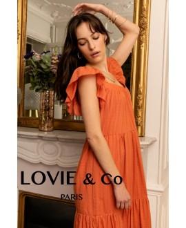 robe - lovie & co - ref : 7644