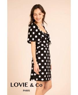 robe - lovie & co - ref : 7647