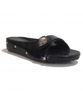"Sandales ""coeur""- SUREDELLE - Ref: 0382"
