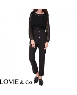 pantalon - LOVIE & CO - Ref : 7557