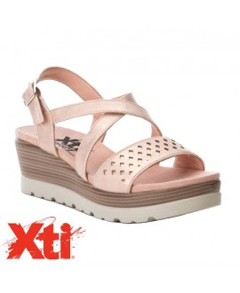 Sandales compensées - Xti - Ref : 1004