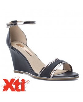 Sandales compensées - Xti Tentations - Ref: 0912