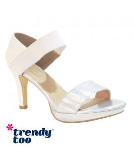 Sandales à talons -Trendy Too- Ref: 0822