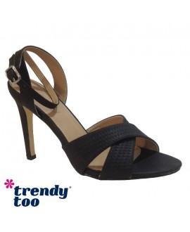 Sandales à talons - TRENDY TOO - Ref: 0804