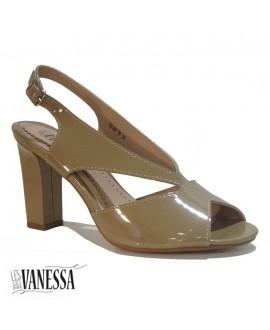 Sandales à talons  - VANESSA WU - Ref: 0327