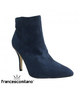 Bottines à talon- FRANCESCO MILANO - Ref: 0279bis