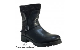 Bottines - FRANCESCO MILANO - Ref: 0412