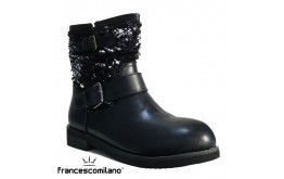 Bottines  - FRANCESCO MILANO - Ref: 0413