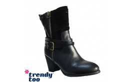 Bottines - TRENDY TOO - Ref: 0425
