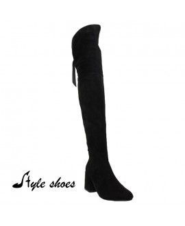 Bottes cuissardes - STYLE SHOES - Ref : 0931