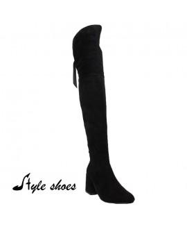 Bottes cuissardes - STYLE SHOES - Ref : 0931