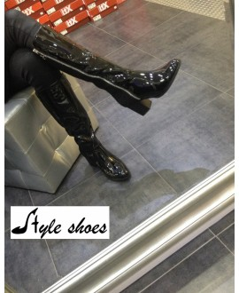 Bottes à talons - Style Shoes - Ref: 0941
