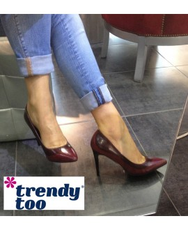 Escarpins - TRENDY TOO - Ref : 0848