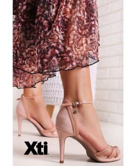 Sandales à talons - Xti - Ref : 1076