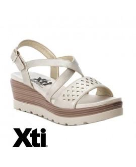 Sandales compensées - Xti - Ref : 1003